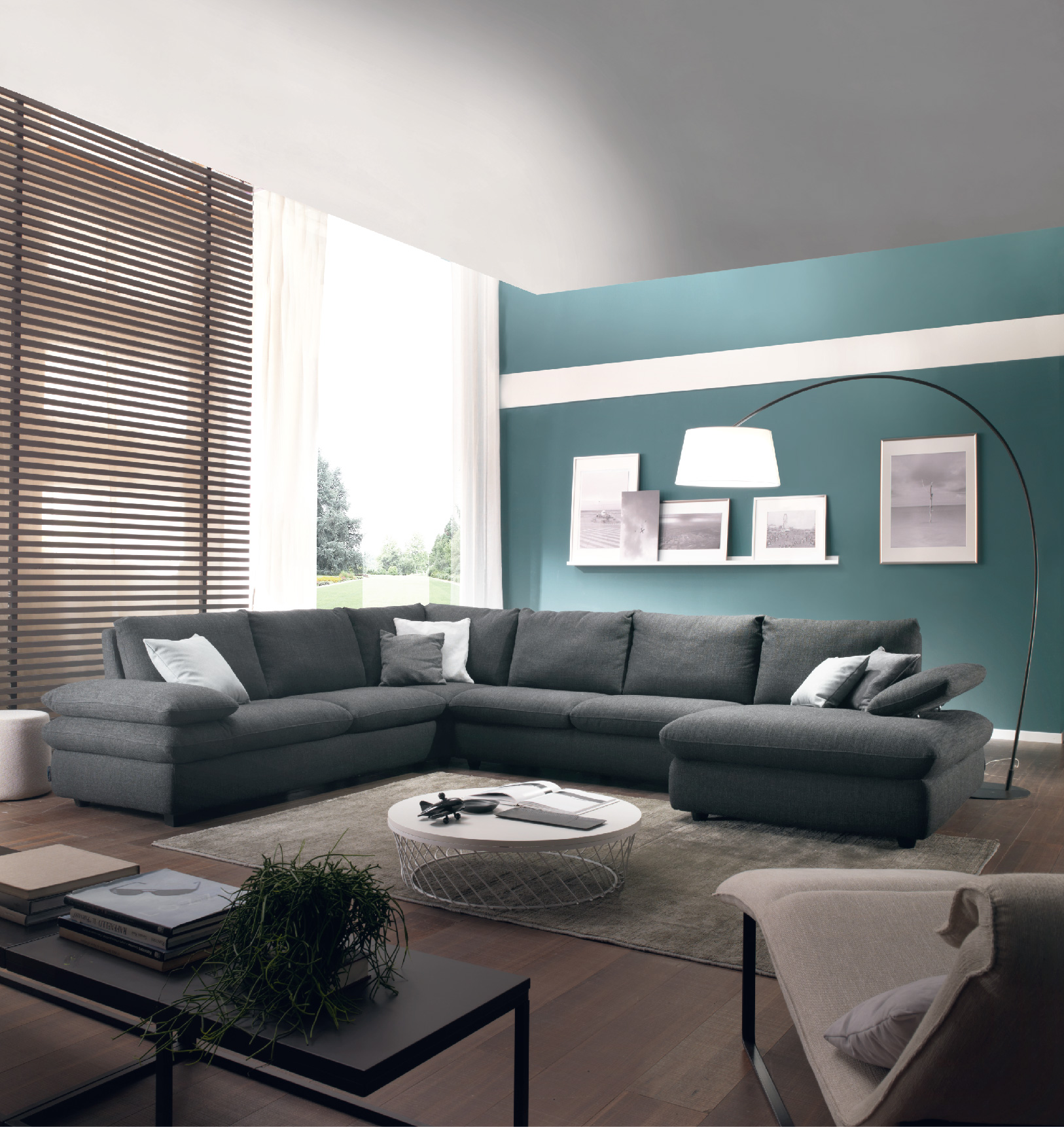 Soggiorni Chateau D Ax last remaining pieces – up to 50% off - living